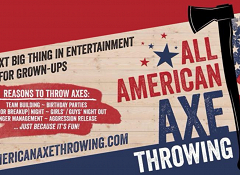 All American Axe Throwing